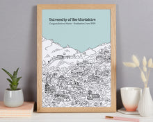 Load image into Gallery viewer, Personalised Hertford Graduation Gift