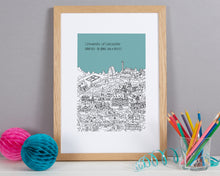 Load image into Gallery viewer, Personalised Leicester Graduation Gift