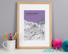 Load image into Gallery viewer, Personalised Lincoln Graduation Gift
