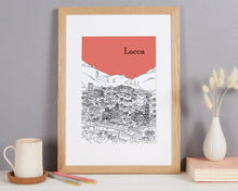Load image into Gallery viewer, Personalised Lucca Print