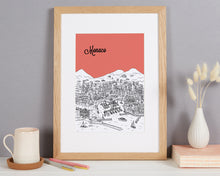Load image into Gallery viewer, Personalised Monaco Print