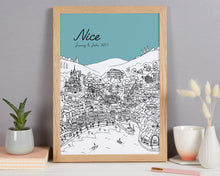Load image into Gallery viewer, Personalised Nice Print