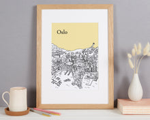 Load image into Gallery viewer, Personalised Oslo Print