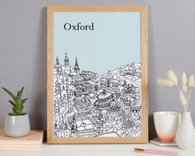 Load image into Gallery viewer, Personalised Oxford Print