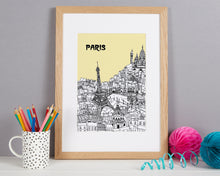 Load image into Gallery viewer, Personalised Paris Print