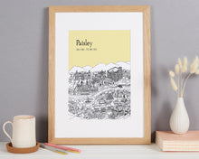 Load image into Gallery viewer, Personalised Paisley Print
