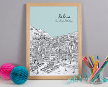 Load image into Gallery viewer, Personalised Palma Print