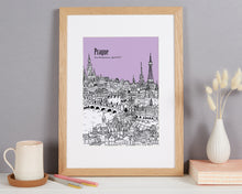 Load image into Gallery viewer, Personalised Prague Print