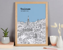 Load image into Gallery viewer, Personalised Toulouse Print