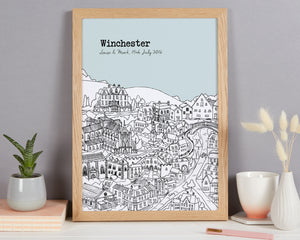 Personalised Winchester Print