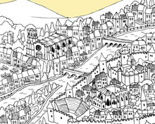 Load image into Gallery viewer, Personalised Carcassonne Print-2