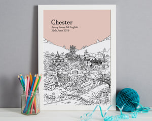 Personalised Chester Print-5