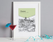 Load image into Gallery viewer, Personalised Chester Print-6