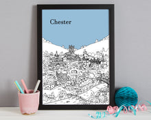 Load image into Gallery viewer, Personalised Chester Print-4
