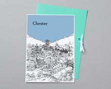 Load image into Gallery viewer, Personalised Chester Print-8