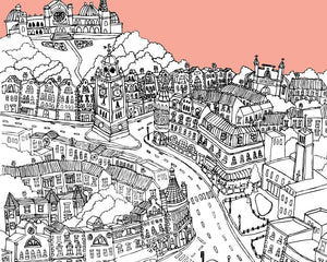 Personalised Crouch End Print-2