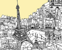 Load image into Gallery viewer, Personalised Paris Print-2