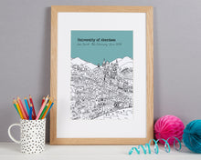 Load image into Gallery viewer, Personalised Aberdeen Graduation Gift