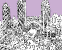 Load image into Gallery viewer, Personalised Barbican Print