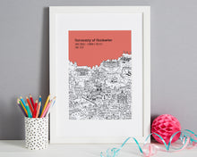 Load image into Gallery viewer, Personalised Chichester Graduation Gift