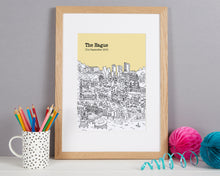 Load image into Gallery viewer, Personalised The Hague Print