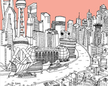 Load image into Gallery viewer, Personalised Shanghai Print-2