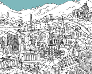 Personalised Sheffield Print-5