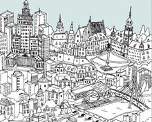 Load image into Gallery viewer, Personalised Warsaw Print-8