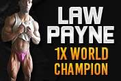 Law Payne World Champion