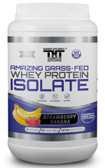 Amazing Grass Fed Whey Protein Powder. The Finest Protein Shake for Healthy Gut Bacteria, Digestive Health, Optimal Absorption of Nutrients, Stronger Immune System