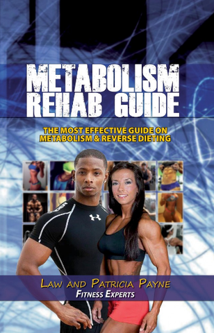 Metabolism Rehab E-Book On Sale
