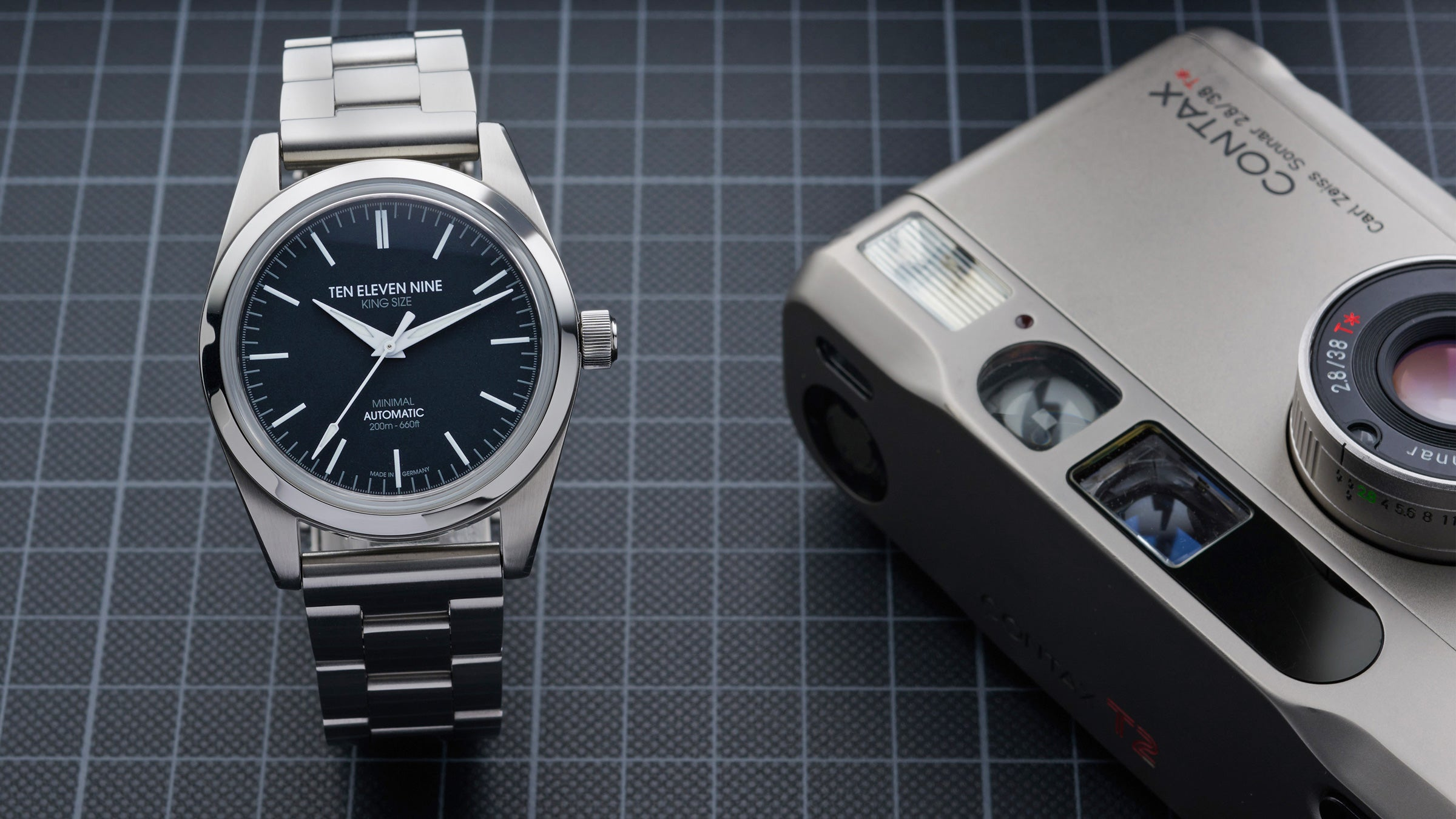 TEN ELEVEN NINE - WATCHES - MADE IN GERMANY