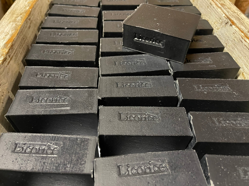 Licorice - Kreamy Soaps