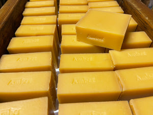 Amber - Kreamy Soaps