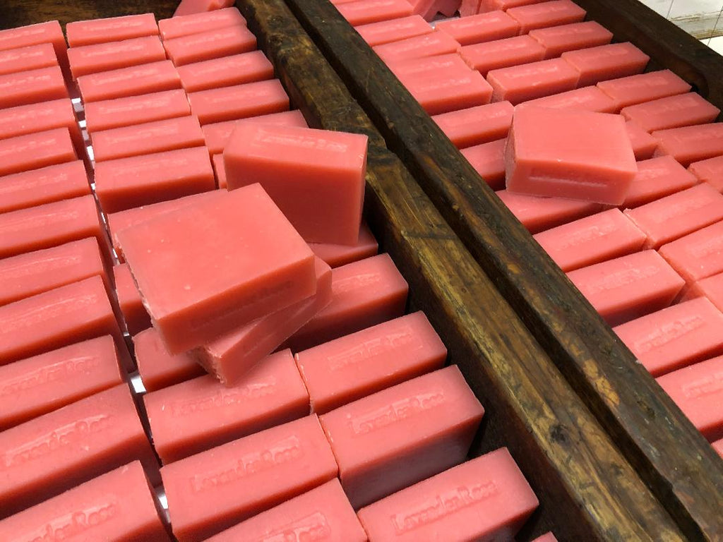 Lavender Rose - Kreamy Soaps