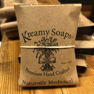 One Ounce Sample - Kreamy Soaps