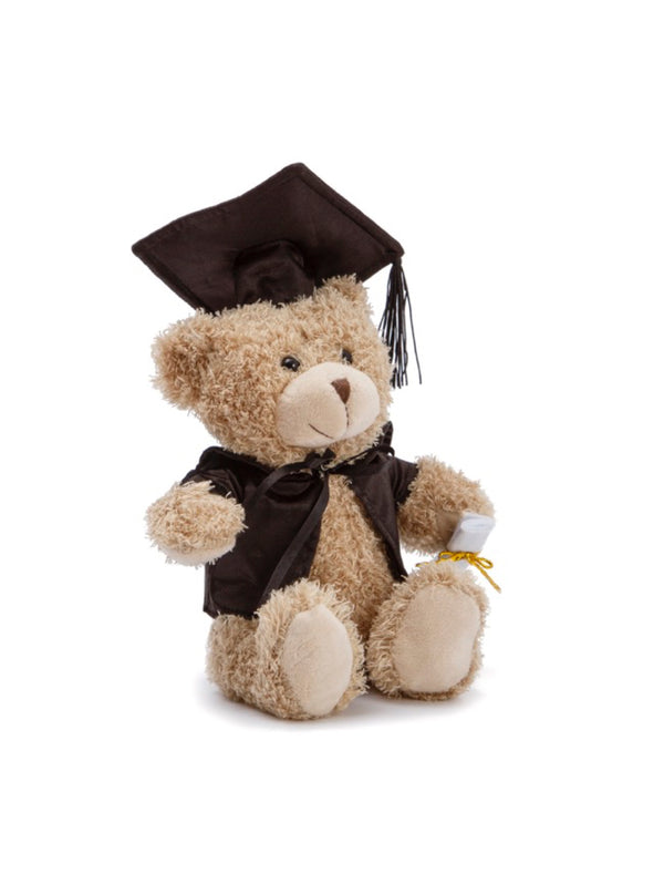 Graduation Teddy Bear Flower Me Softly