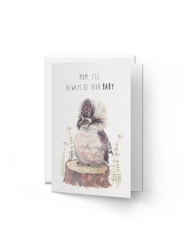 Mothers day greeting cards delivery Melbourne. Flower me softly x Nanan Studio.