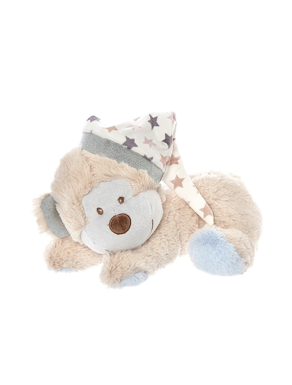 Plush toy for new born baby gift monkey gift delivery Melbourne.
