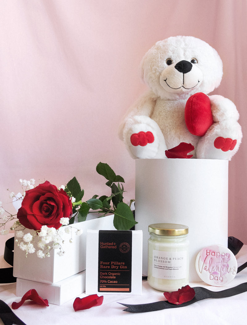 Netflix & Cuddles - Valentine's Day Gift Bundle