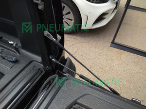 Installation kit of tailgate assist damper for Mercedes-Benz X-Class (2018 -)