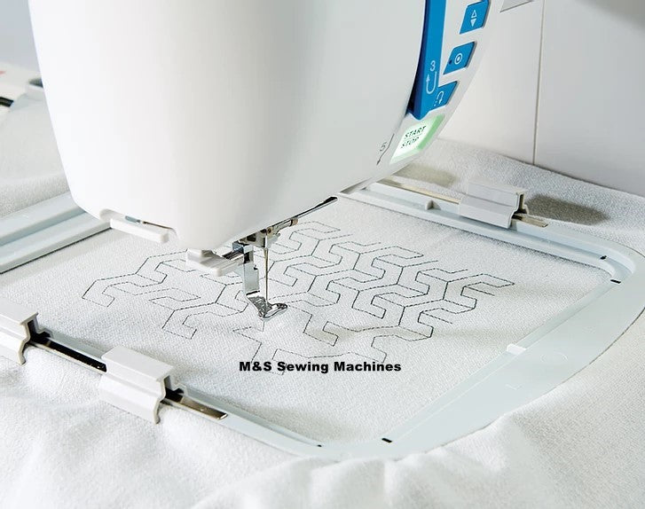 Janome Atelier 9 Computerised Sewing/Embroidery Machine