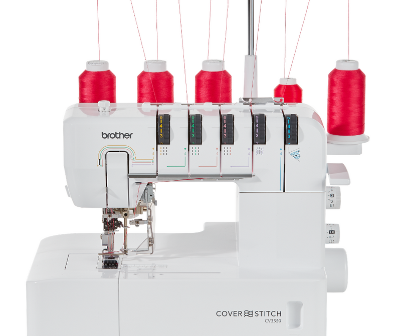 Brother Coverstitch CV3550