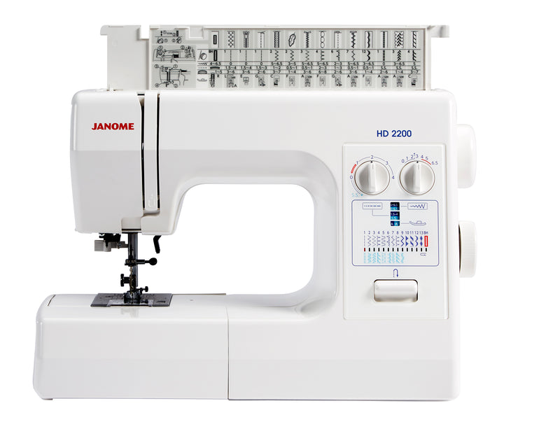 Janome HD2200 Sewing Machine