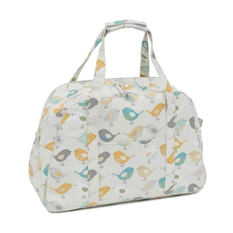 HobbyGift Premium Sewing Machine Bag Birds
