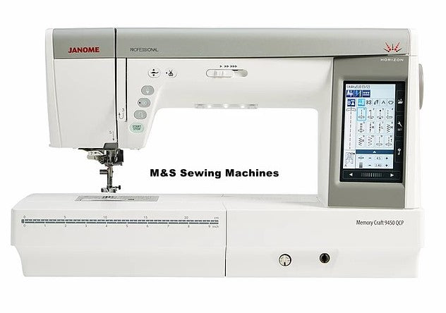 Janome MC 9450QCP Sewing Machine