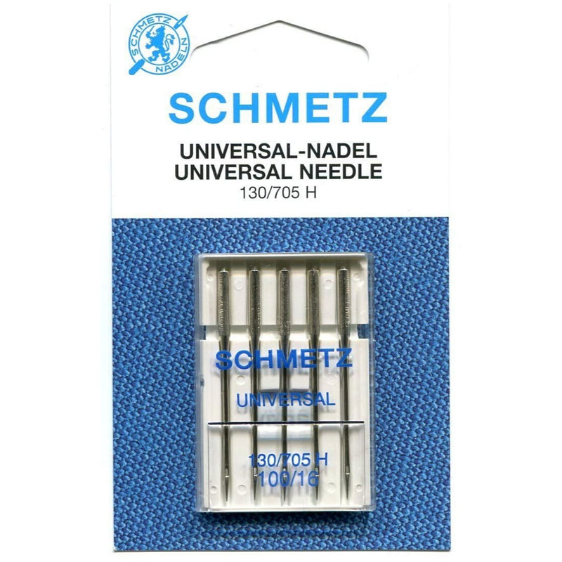 Schmetz Universal Needle 100/16 Pack of 5