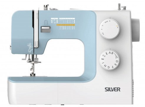 Silver Viscount Model 301 Sewing Machine