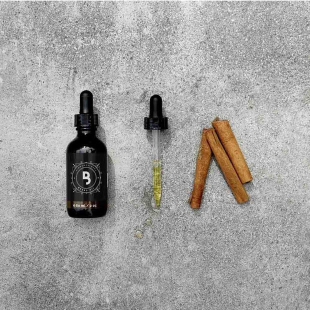 Cinnamon Bark Beard Oil - Legging Empire