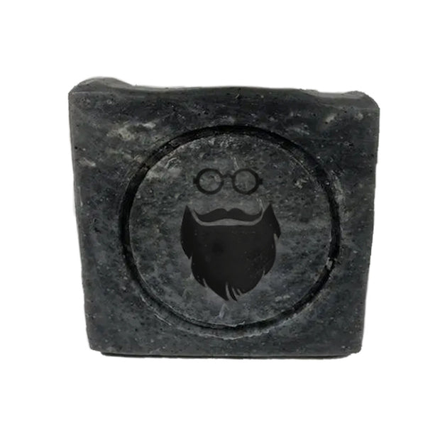 Charcoal Mint Beard Shampoo Bar - 100% Natural – Cleanse & Nourish - Legging Empire